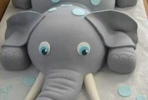 Baby Boy Shower-Elephants / by Cloud Nine Events & Accessories