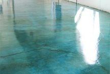 walls floors