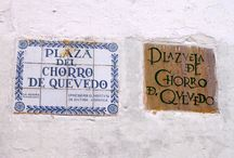 Font - Candelaria Signs