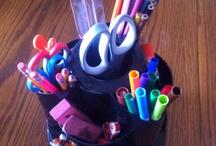 Organizing / by Susan Lynch