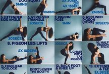 Yoga sequence to..