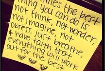 Inspiring (:  / by Katelyn Pitt