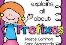 Grammar- Prefixes