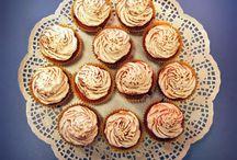 cupcakes / Allerlei soorten cupcakes uit het repetoire van de GH!