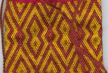 Moyen Âge textile medieval / textiles broderies laine médiévaux