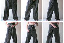 Штаны, брюки.