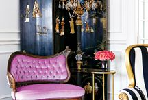 Eclectic and Exotic Glamor with Greystone Fine Furniture