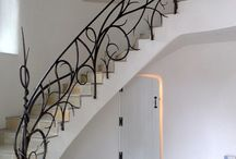 Hall and stairway ideas