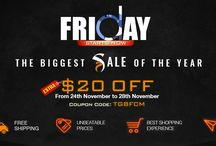 ThanksGiving, Friday & Cyber Monday Sale / Get extra 20% discount from Sky-Seller with Worldwide Free Shipping.