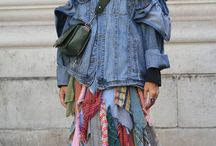 Street Style: London, Paris, New York and Milan / Need some wardrobe inspiration? Try these sleek, stylish and brilliantly creative outfit ideas spotted in Paris, Milan, New York and London during Fashion Week.