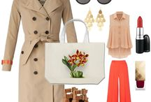 Fashion with Orchids