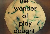 benefits of playdough