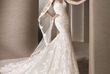 La Sposa wedding dress / 2016-os Pronovias Fashion Group La Sposa kollekciónk. Próbálható Teréz krt. 28. szám alatti szalonunkban.
