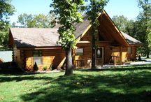 Great Getaway / lovely 3/2 cabin near Branson MO. Cabin comes with everything you needs to get away from it all but still feel at home