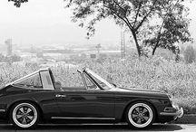 Porsche Targa Vintage