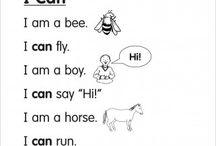 Preschool Simple Reading