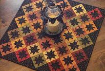 Side table cloths
