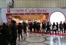 Cafe Show 2013 / The 12th Seoul Int'l Cafe Show was held at Coex Hall A,B and C, in Seoul, Korea from Nov.21st ~ Nov. 23rd, 2013.