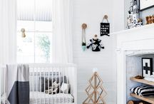 I N T E R I O R S : baby room ideas