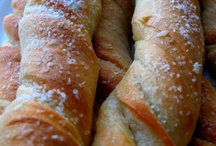 Bread Basket / Yeast Breads, Quick Breads, Breadsticks, Biscuits, Rolls, Flatbreads, Popovers, Foccacia ,and such!! / by Confection Queen