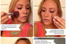Summer Make Up to do's