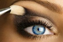 Eyes and eye makeup