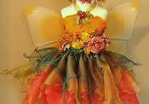 Disfraz hadas y duendes