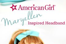She Was...An American Girl / Fun American Girl Doll crafts, recipes and more!