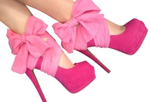 Pink shoes!!!