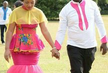 Tzonga wedding dresses
