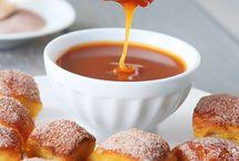Sweet pretzels