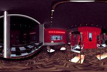 360 interior design / #360 render #render #interior design  #interior #parametric  #design #cage #architectural