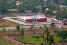 Centro Pediatrico Emergency - Bangui Repubblica Centrafricana by TAMassociati