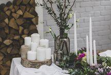Theme - medieval / merida Wedding Concept