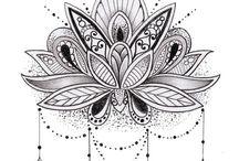 Tatouages... / Idée tatouage