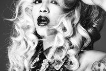 Rita Ora / British singer Rita Ora.