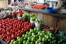Local Markets / by Volcanoes Safaris