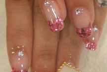 fancy nails! / by Kristy Dorn