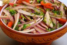 Peruvian salsa