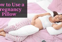 How to Use a Pregnancy Pillow and Finding the Right One for You