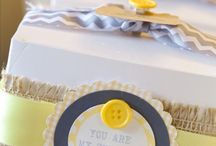 Baby Shower Ideas / by Amanda Ness