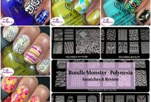 MY SWATCHES & REVIEWS