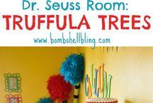 Dr. Seuss Play Room / by Megan Deitch