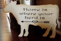 home style signs