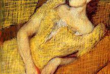 ART: Degas / by Greta Hansen-Money