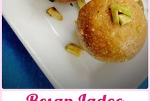 Desserts / Indian inspired mouthwatering Desserts