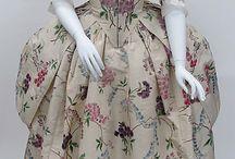 šaty baroko a rokoko / historické šaty
