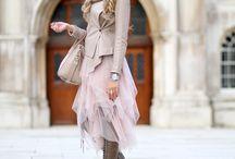 Kauniita vaatteita