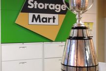 StorageMart CommUNITy / The StorageMart Community blog offers the best packing, moving, and storage tips as well as keeps you up to date on all the latest StorageMart news including giveaways and charity events.  / by StorageMart