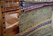 многоремизное ткачество